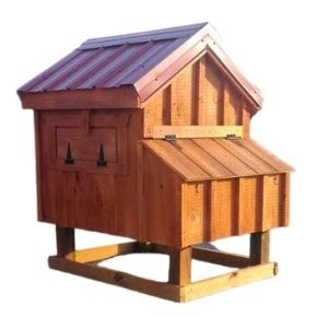 small chicken coop built by experienced amish craftsmen in lancaster pa