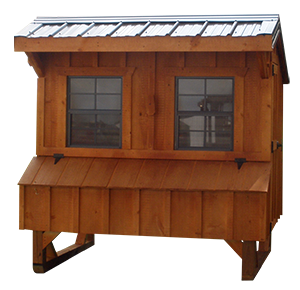 Chicken Coops for Sale in Lancaster, PA | Portable Backyard Hen Houses